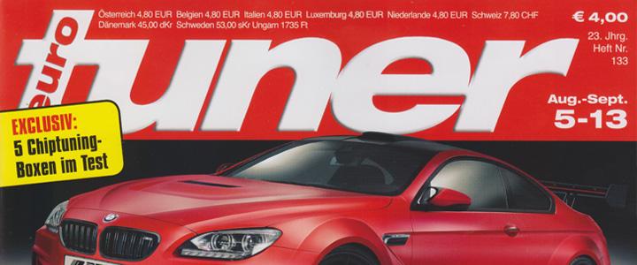 Журнал Eurotuner